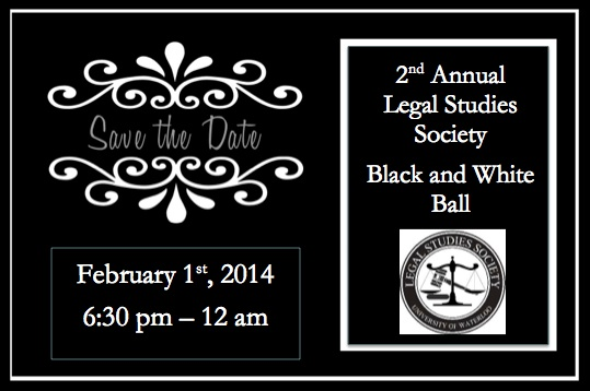 Save the Date - LSS Ball